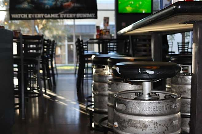 Keg Bar Stools copy
