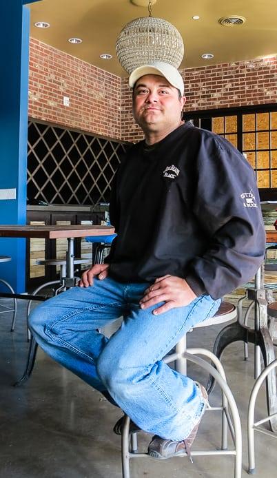dj quintanilla is the chef of resto gastro bistro