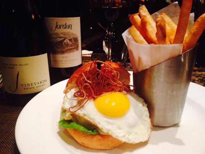 capital grille burger from Mo Assi Facebook