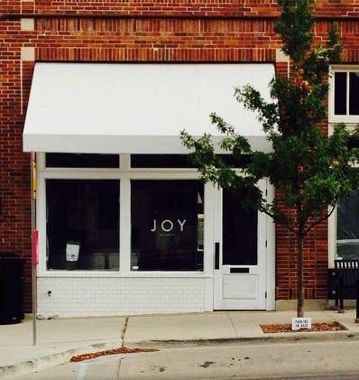 joy macarons exterior courtesy Joy Macarons