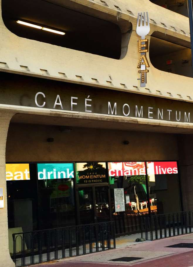 cafe momentum front
