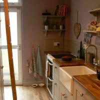 Our Budget Bespoke Galley Kitchen