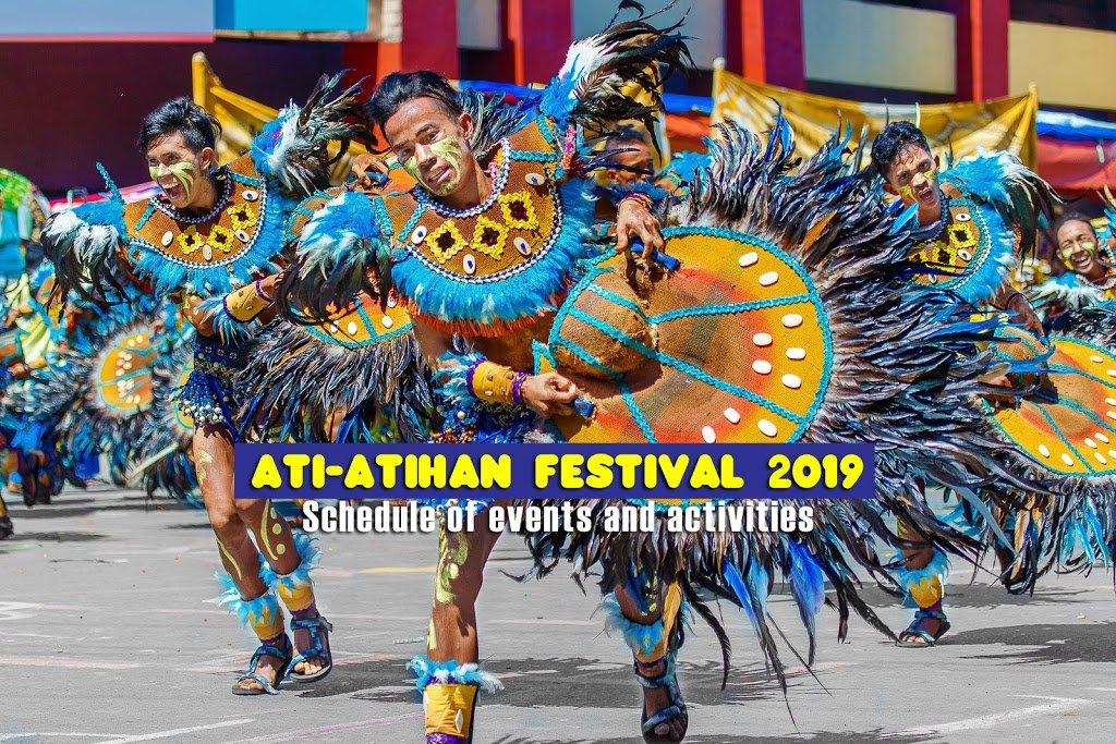 Ati-Atihan Festival 2019 : Schedule of Events and Activities