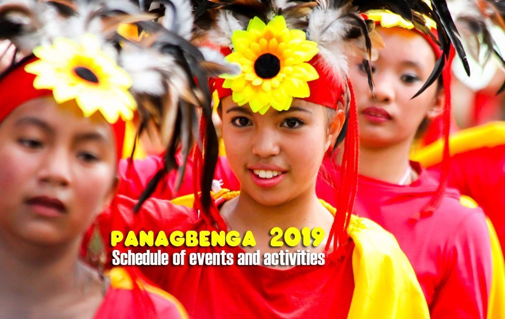 Panagbenga Festival 2019: Schedule of Events and Activities