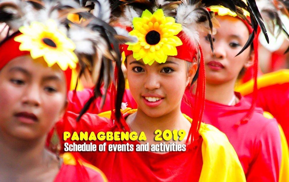 Panagbenga Festival 2019 schedule