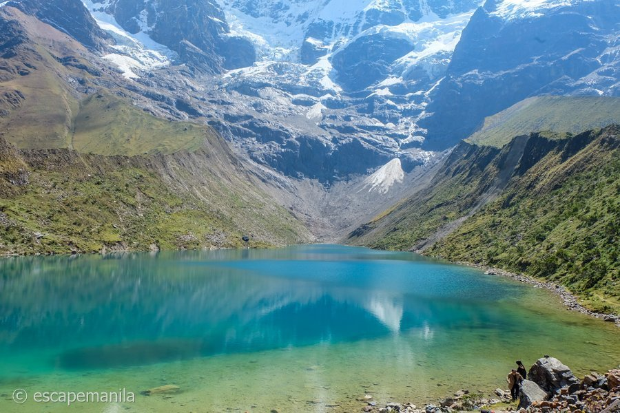 Lake Humantay, Peru