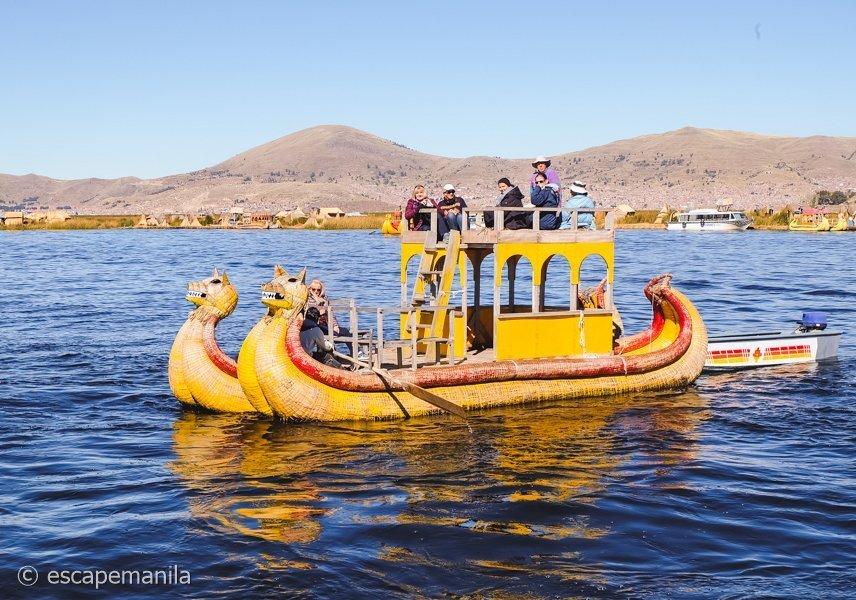 Lake Titicaca, Peru travel guide