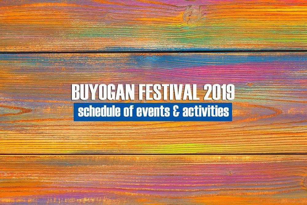 Buyogan Festival 2019 [Abuyog, Leyte]
