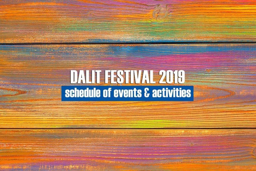 Dalit Festival 2019