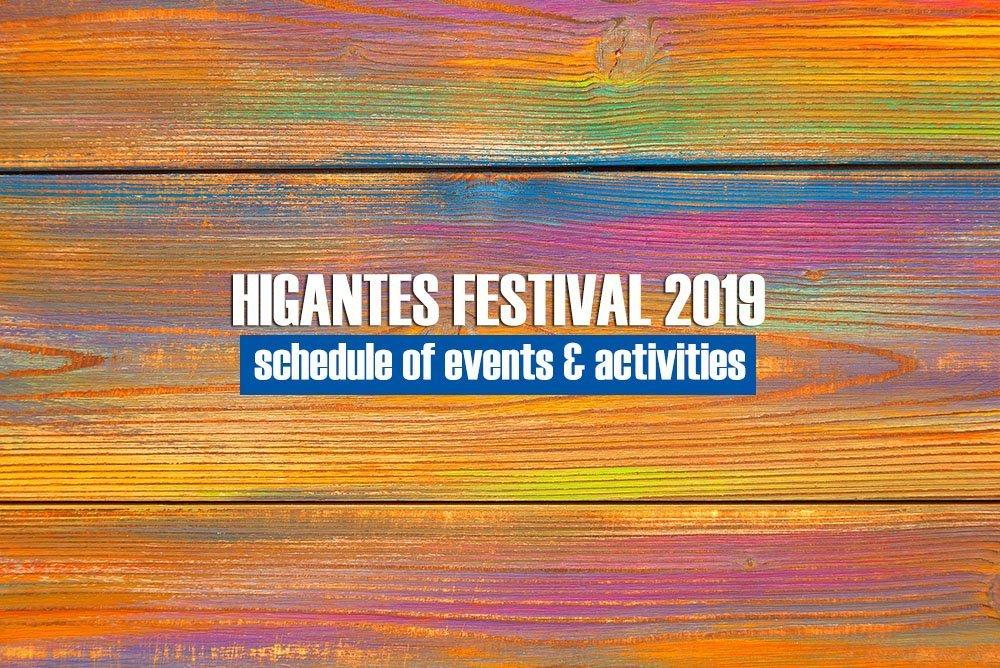Higantes Festival 2019