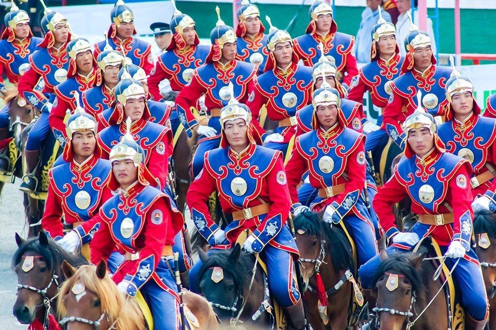 Naadam Festival 2019 [Mongolia]