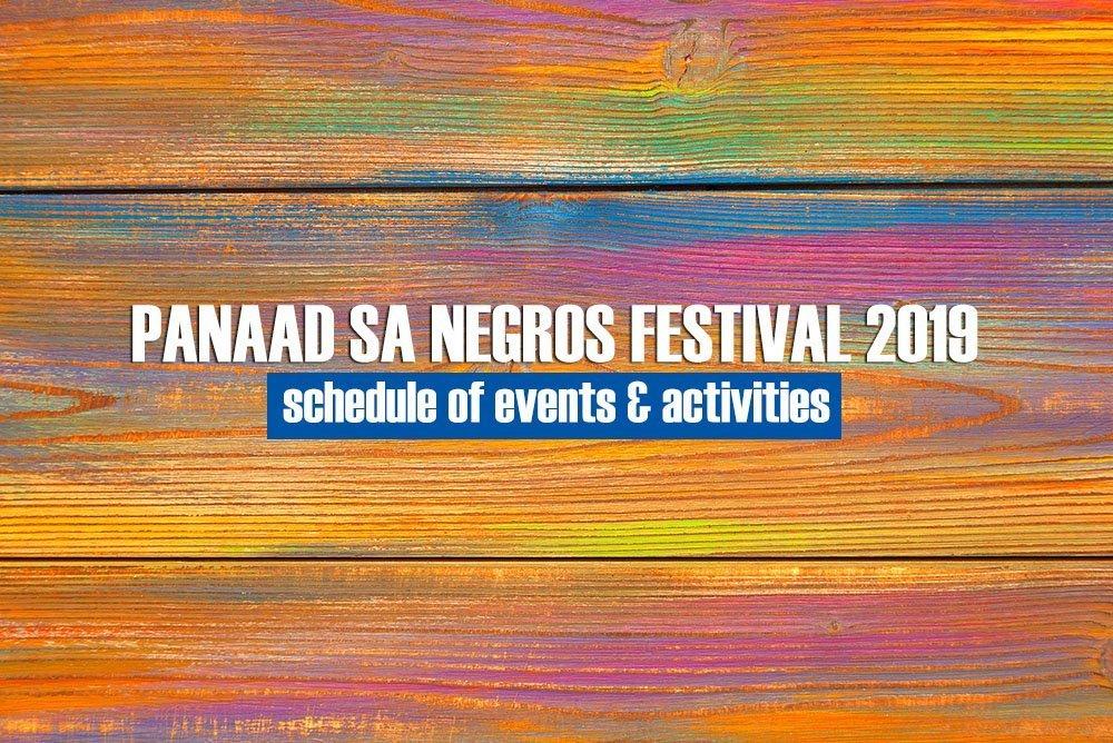 Panaad sa Negros Festival 2019