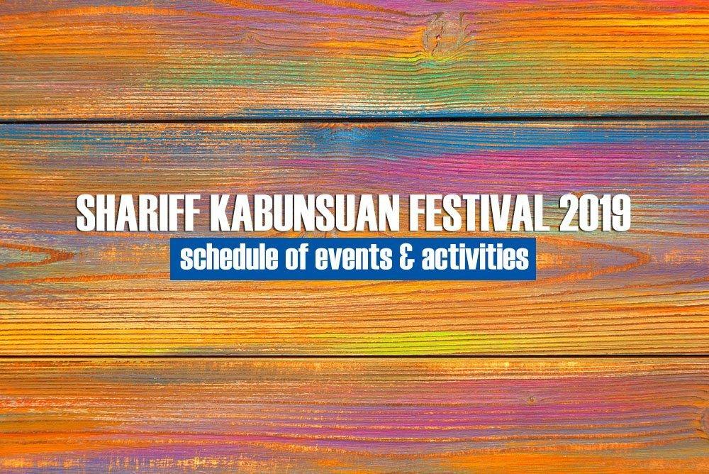 Shariff Kabunsuan Festival 2019 [Cotabato City]