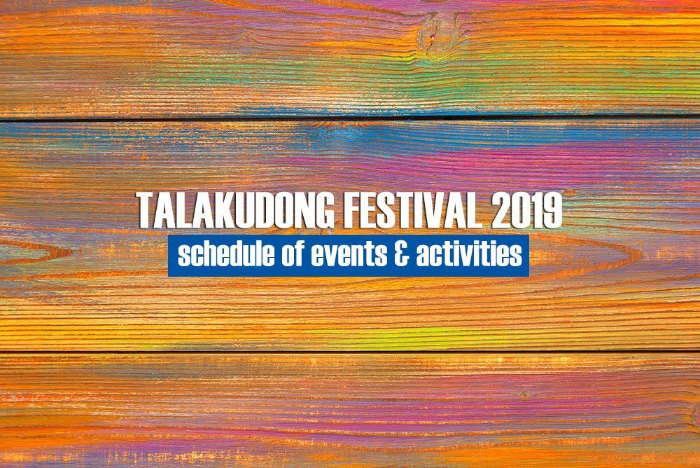 Talakudong Festival 2019