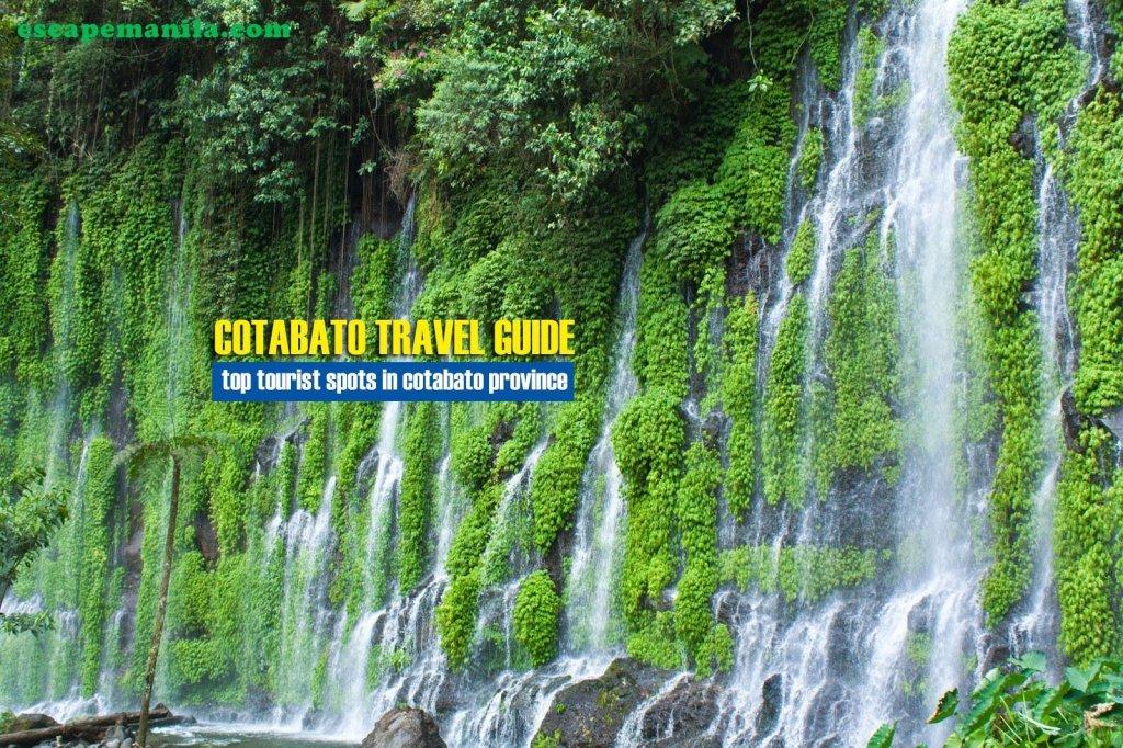 Top Tourist Spots in Cotabato Province