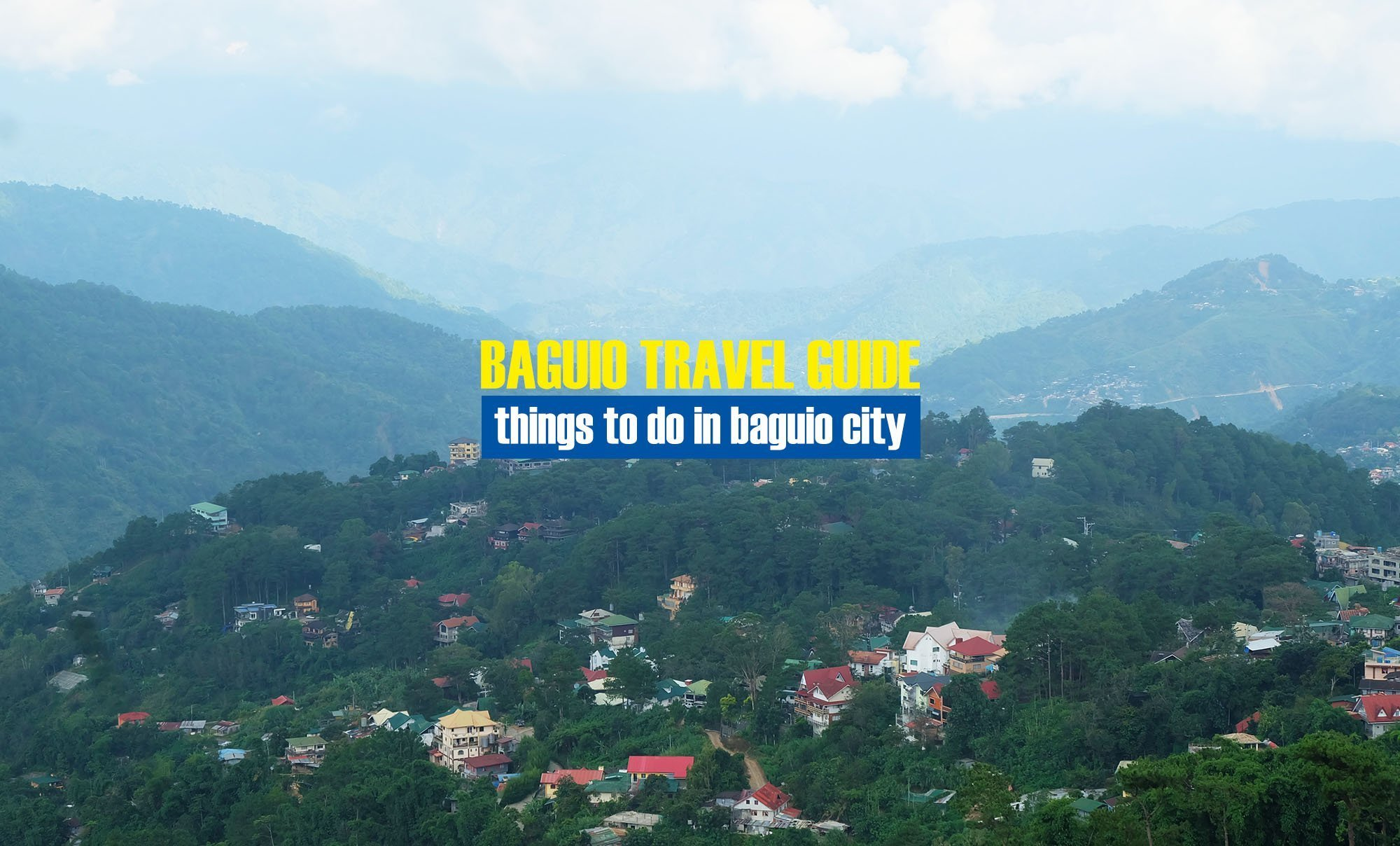 5 Things to Do in Baguio