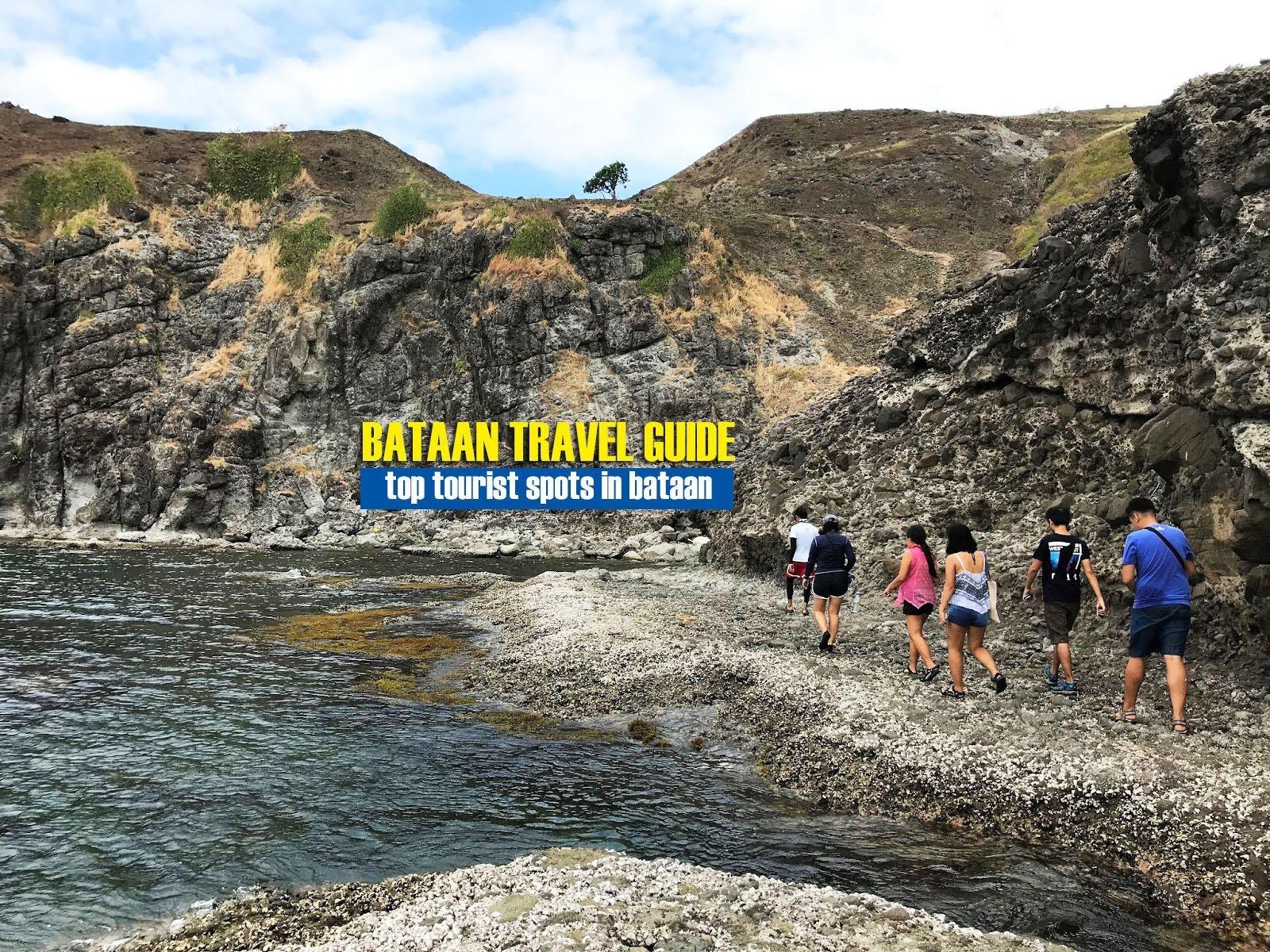 Visiting the Five Fingers Cove of Mariveles, Bataan
