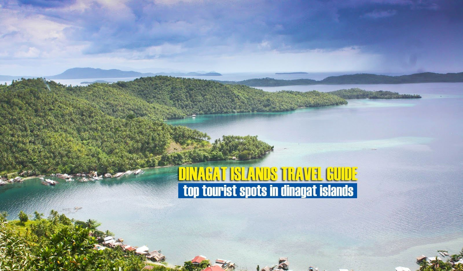 Top Tourist Spots in Dinagat Islands [And How To Get There]