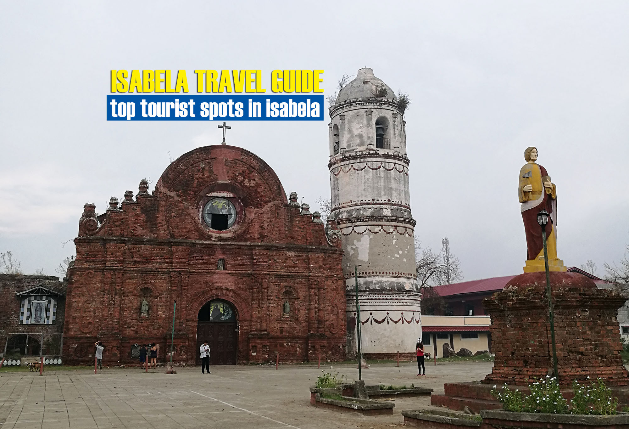 Top Tourist Spots in Isabela [And How To Get There]