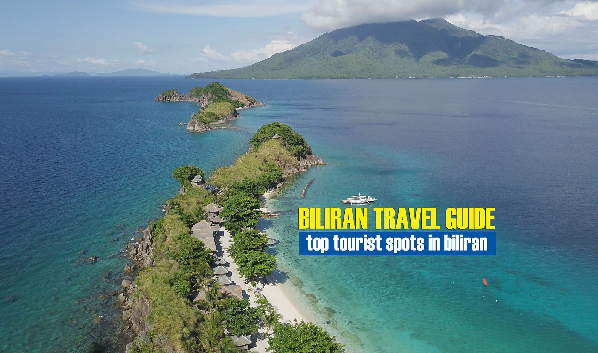 Top Tourist Spots in Biliran [And How To Get There]