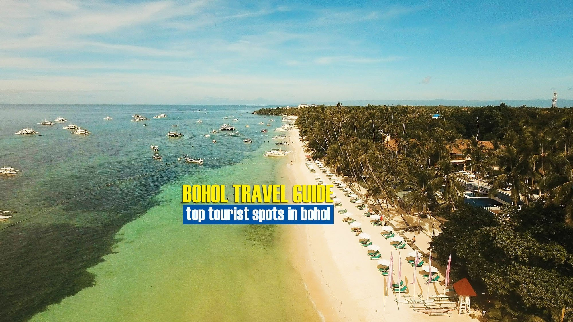 How to Spend 24 Hours in Bohol?