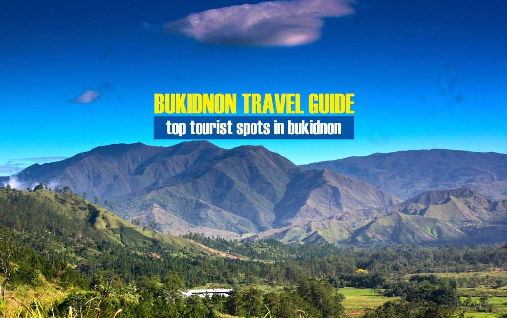 Top Tourist Spots in Bukidnon