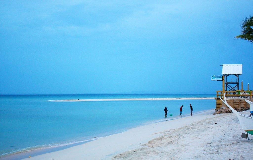 Top Beaches In Cebu