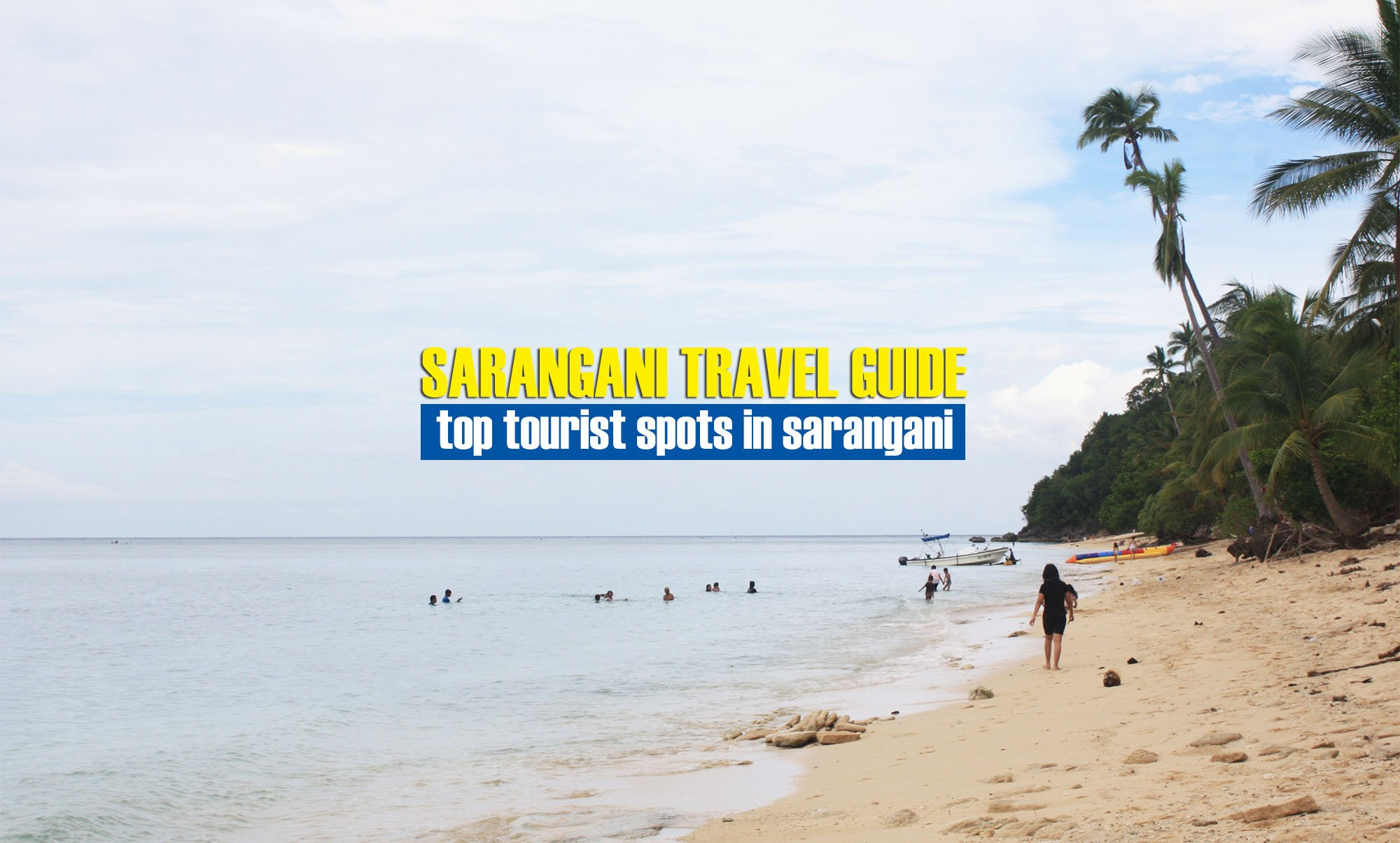 Top Tourist Spots in Sarangani [And How To Get There]