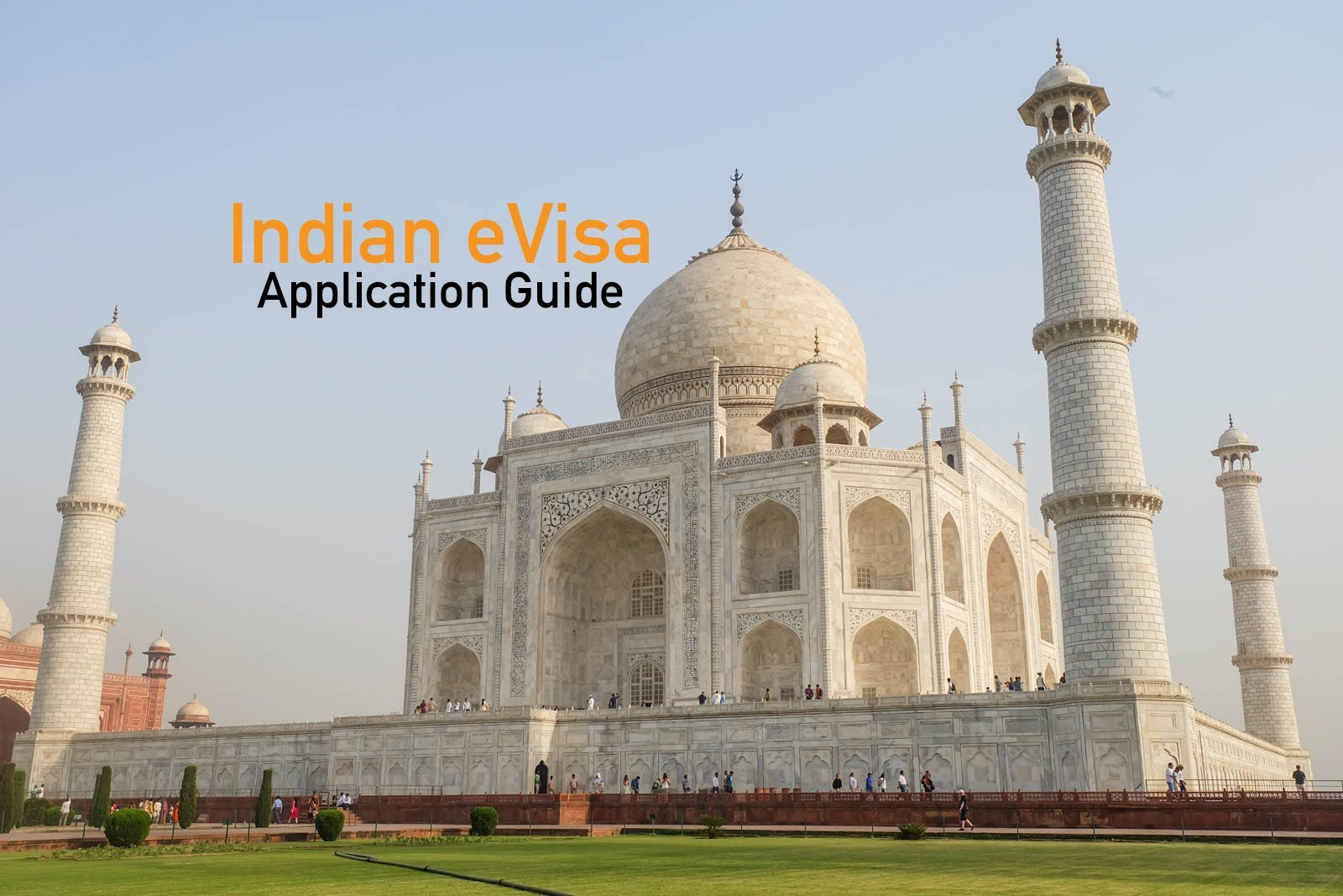 India Tourist e-Visa Application Guide