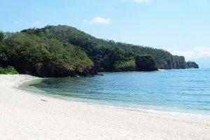 Beaches near Metro Manila