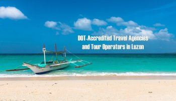 DOT-Accredited Travel Agencies and Tour Operators in the Visayas