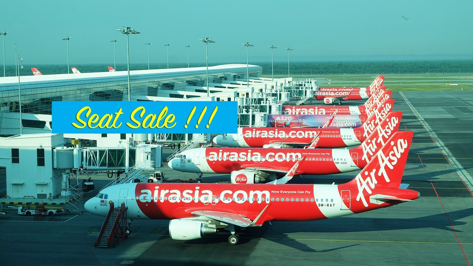AirAsia BIG Sale Starting November 4, 2019