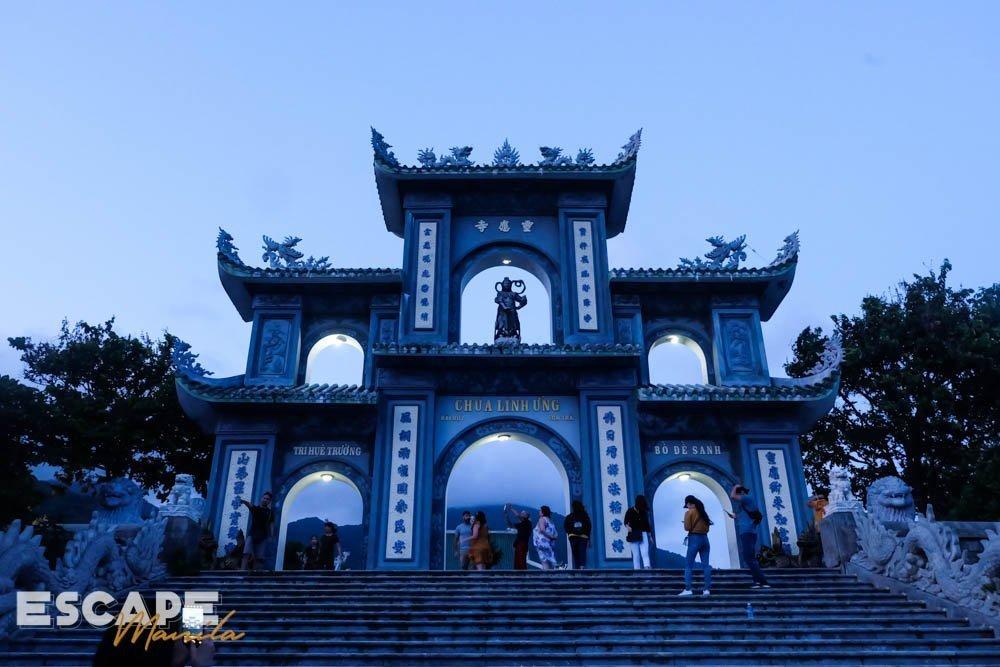 Chùa Linh Ứng / Lin Ung Pagoda in Da Nang, Vietnam