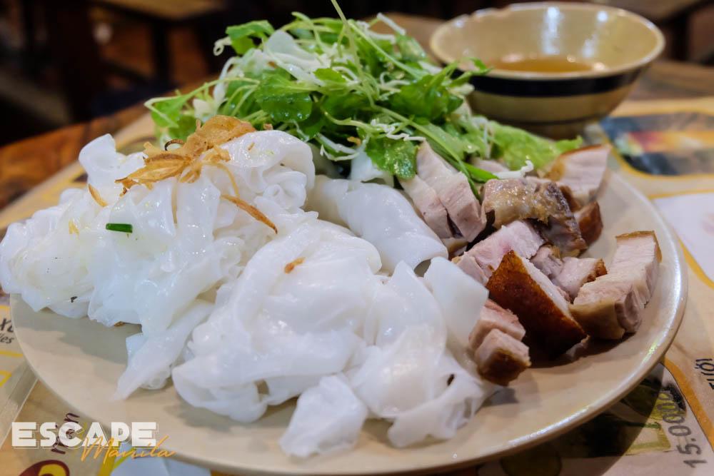 My Quang Tho at Món Quang