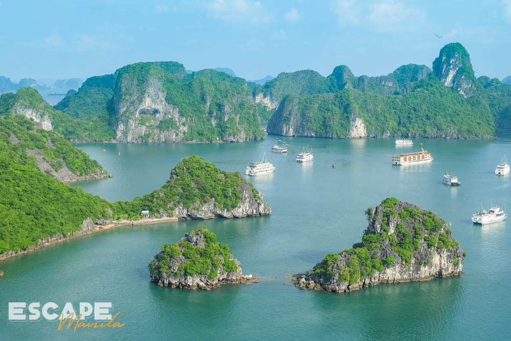Hanoi + Ha Long Bay Travel Guide Blog: Things to Do, Hanoi Itinerary & Expenses