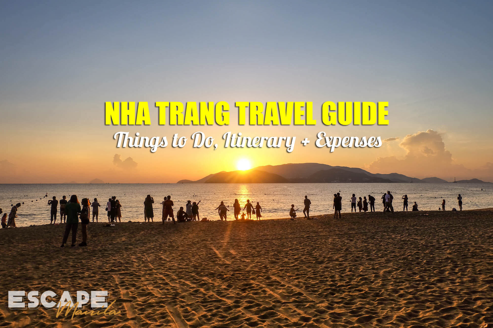 Nha Trang Travel Guide Blog: Things to Do, Itinerary + Expenses