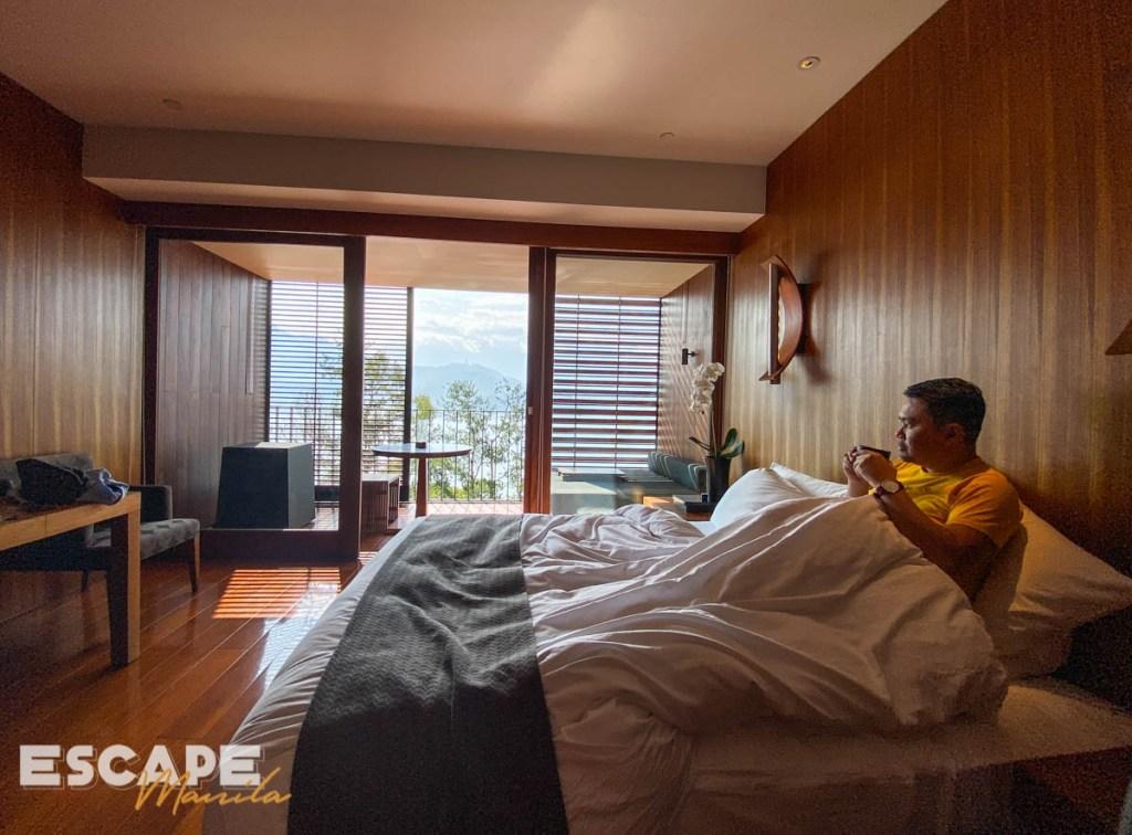The Lalu Sun Moon Lake One-bedroom suite