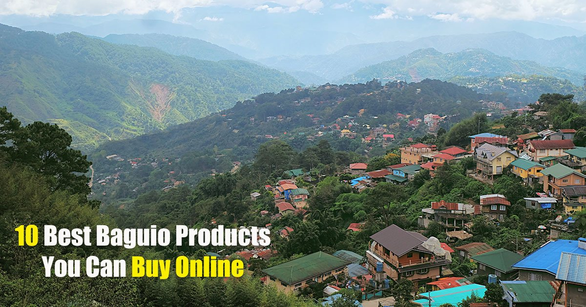 10 Best Baguio Products You Can Buy Online