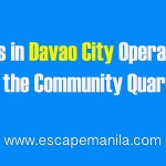 2021 Hotels in Davao City Operational under the Community Quarantine