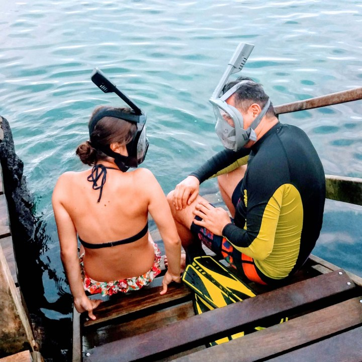 Isabela - Snorkeling