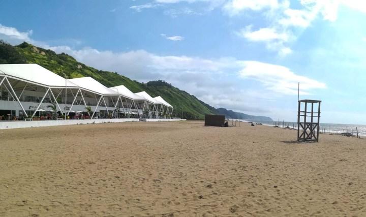 las palmas playa y locales