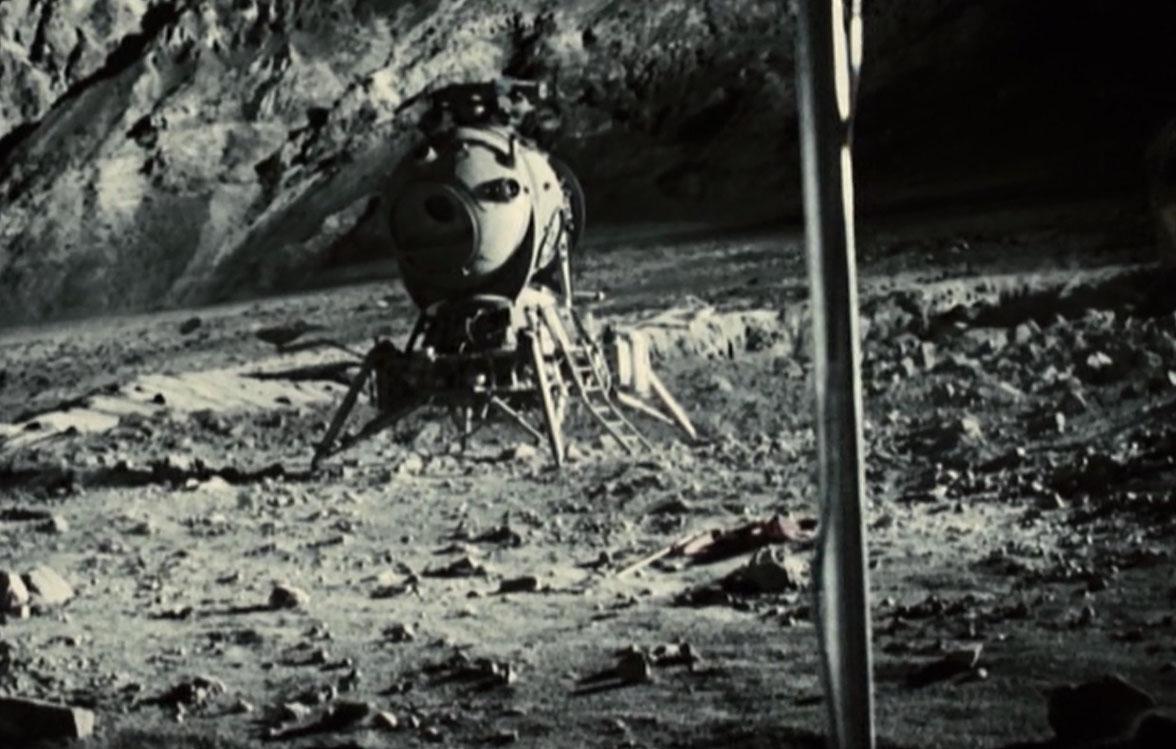 Movie Review: Apollo 18 - Escape Pod