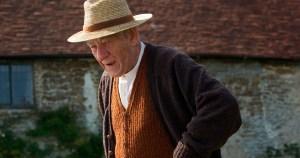 McKellen as Holmes-the-elder.