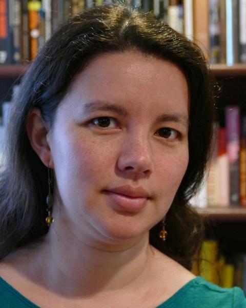 author Caroline M. Yoachim