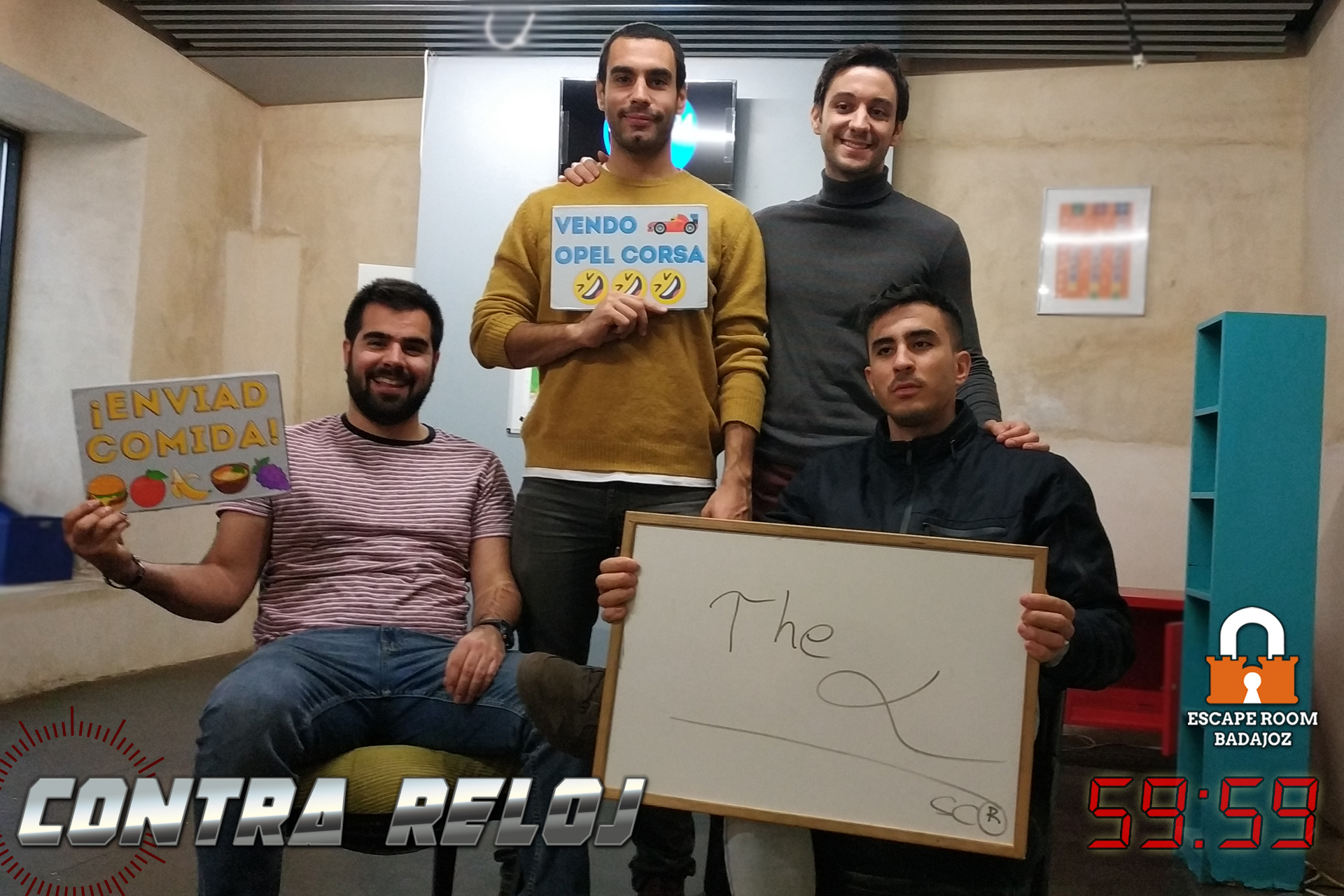 equipo-thealpha-escape-room-contrareloj