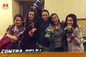Escape Room Badajoz Grupo-chicas