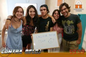 equipo-crokertroter-escape-room-Badajoz