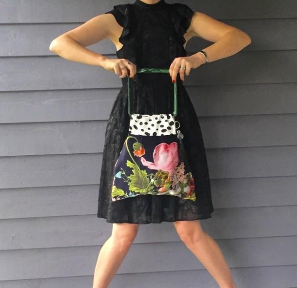PieceByPieceHome one-off silk bag