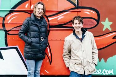 Ange & Will Clarke, Willo Industries, Robertson