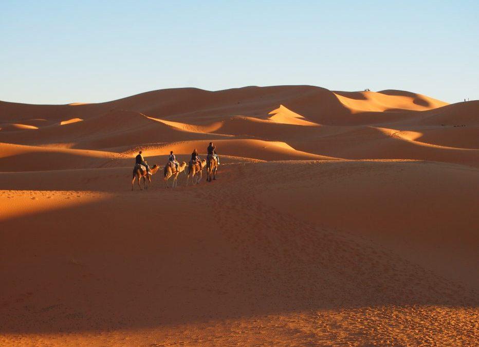 ▷【GUÍA 2020】 Excursión de 3 días a Erg Chebbi en Merzouga desde Marrakech